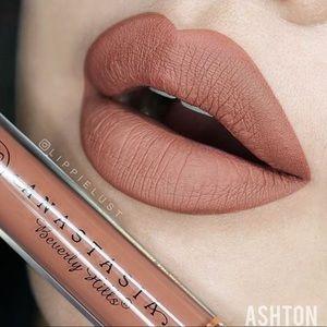 NIB Anastasia Ashton Liquid Lipstick 100% Authenti
